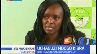 Uchaguzi Mdogo Kibra: IEBC inazungumzia maadalizi