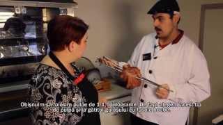 preview picture of video 'Legătură gastro - Langoș cu ciolan'