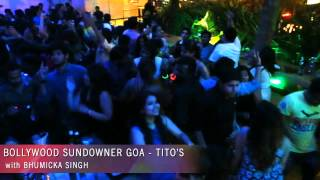 Holi Party Bollywood Sundowner Bhumicka Singh Titos Goa