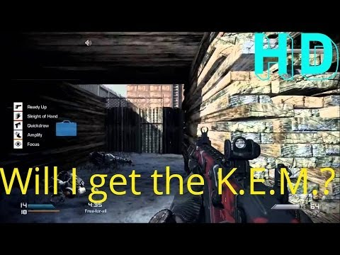 Will I get the K.E.M. Strike #1 CoD Ghosts Live Commentary