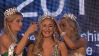 Kolby Tracey Miss New Hamsphire Teen USA 2017 Crowning