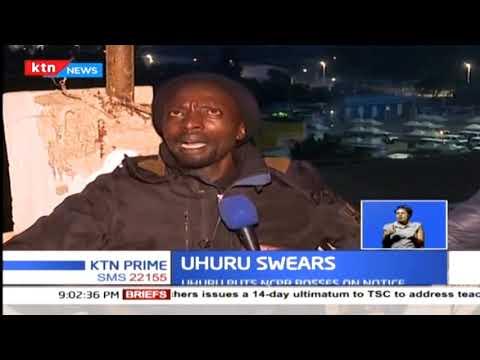 President Uhuru Kenyatta has issued a stern warning to NCPB officials