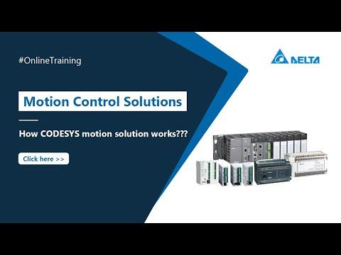 DVP-MC Multi-Axis Motion Controller