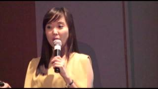 Bilingual bicultural: Celina Lee at TEDxHanRiver