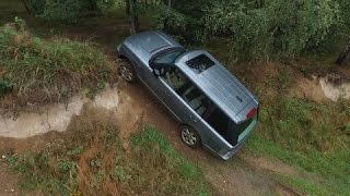 Range Rover Sport TDV6 2.7 & Range Rover Vogue V8 4.4i - off-road Highland Jihlava