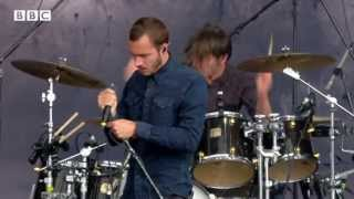 Editors   A Ton Of Love At Reading Festival 2013