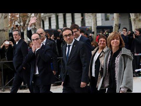 Πρόταση – καταπέλτης του εισαγγελέα για τους Καταλανούς αυτονομιστές …