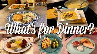 What's for Dinner?| Budget Friendly Family Meal Ideas| March 2020