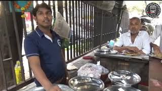 Cheap Roti Chawal Thali for Labour Workers Street Food Love - India