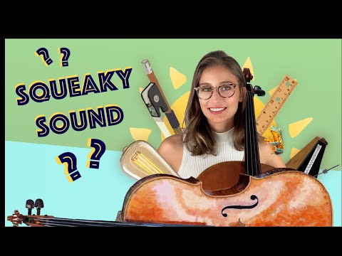 Find out the #1 Cause of a Squeaky Sound!