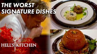 The WORST Signature Dishes In Hell's Kitchen | Part One