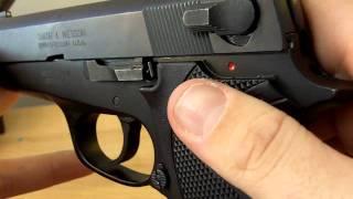 Smith & Wesson 3914 Ladysmith