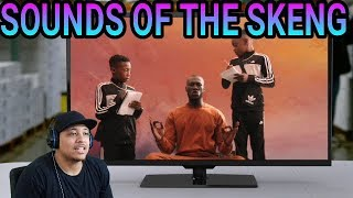 STORMZY   SOUNDS OF THE SKENG Tommy Gunz Reaction To Uk Rapper American Reaction Thanks WMG