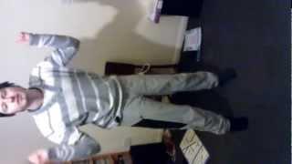 Martyn Dancing