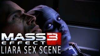 Mass Effect 3 Liara Sex Scene