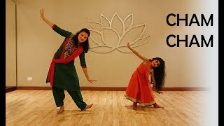 Easy Dance Steps For CHAM CHAM Song | Shipras Dance Class