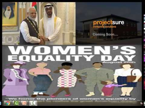 UAEs Highest Civilian Award 'Order of Zayed//Project SURE//Women's Equality Day FOR UPSC