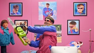 Oliver Tree - Fuck [Official Music Video]