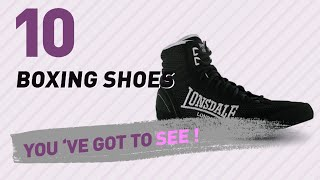 Boxing Shoes, Top 10 Collection // Men's Shoes, UK 2017