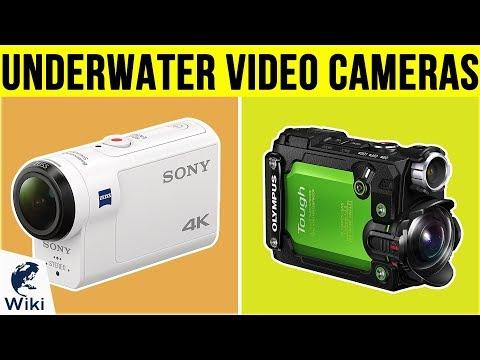 10 Best Underwater Video Cameras 2019