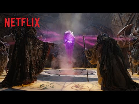 O Cristal Encantado: A Era da Resistência   Teaser   Netflix