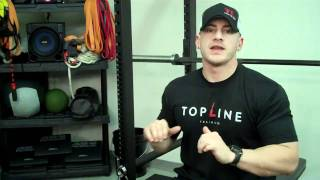 8 Steps to a Bigger Bench Press @ Top Line Training Gym, BIG CHEST in milwaukee