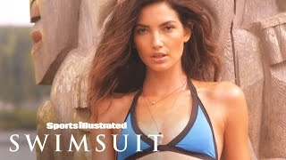 Sexy Lily Aldridge Outtakes | Sports Illustrated Swimsuit