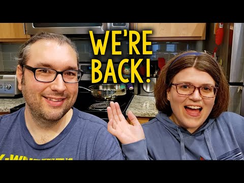 , title : 'We're BACK! Big Changes + One Last Video In This Kitchen!'