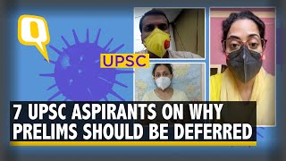 UPSC vs Civil Service Aspirants: 7 Reasons Why the Prelims Should Be Postponed | The Quint - Download this Video in MP3, M4A, WEBM, MP4, 3GP