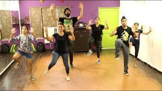 Issa Jatt(REMIX) Sidhu Moose Wala| Bhangra  Performance | Dansation Dance Studio