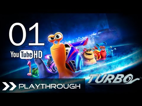 Turbo : Equipe de Cascadeurs Xbox 360