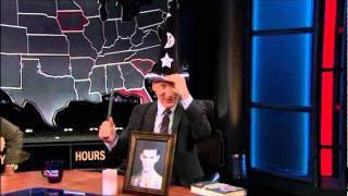 Bill Maher's Spooky Mormon Hell Dream