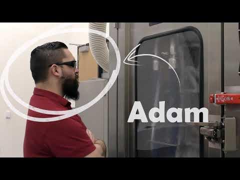 Don't Be An Adam (SaniTrend Cloud)