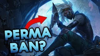 Why I think the new Akali rework will be a Permaban | Akali Rework Ability Reveal