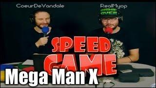 Speed Game - Mega Man X - Fini En 33:58