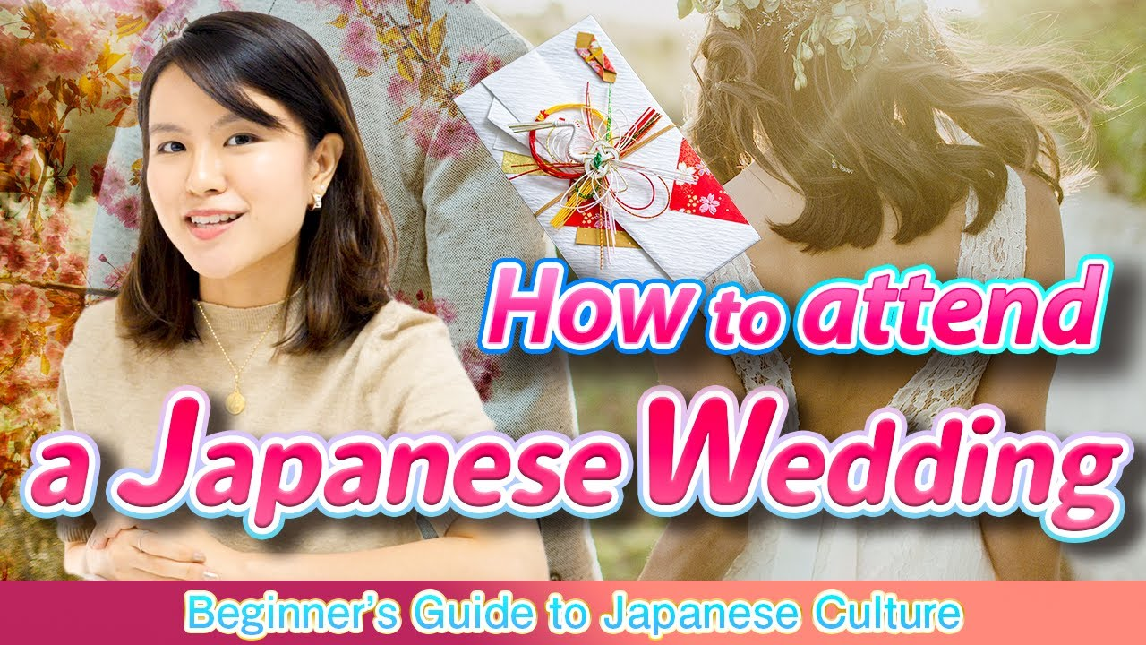 Guide to Attending a Japanese Wedding Ceremony | Step-by-Step RSVP | How Much to Give | and More!