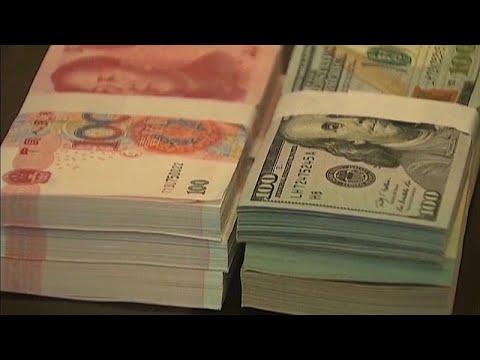 العرب اليوم - شاهد: صندوق النقد الدولي يُحذر من الحرب التجارية بين الولايات المتحدة والصين
