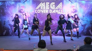 170827 Blazeback Cover KPOP - Intro + Hobgoblin (CLC) @ Mega Cover Dance Season 2 (Audition)