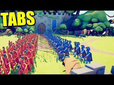TORNEO FACCIÓN VIEJUNA - TOTALLY ACCURATE BATTLE SIMULATOR (TABS) | Gameplay Español
