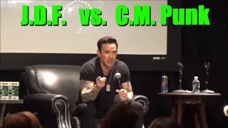 Jason David Frank suggests quick victory over CM Punk