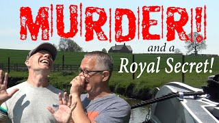 Exposed! Murder and a Royal Secret on the Oxford Canal