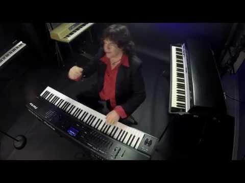 Kurzweil Forte - Bob Malone performs