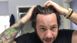 Testing The .05 Poly With a Chunky Thick Hairline