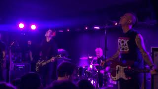 Anti Flag   Christian Nationalist   Mercury Lounge NYC   Halloween 2019