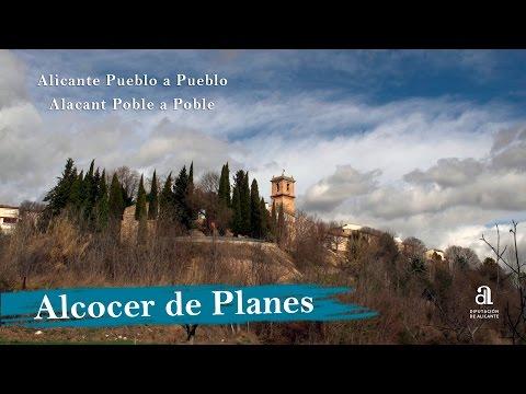 ALCOCER DE PLANES. Alicante pueblo a pueblo