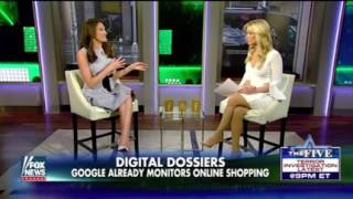 Fox & Friends: Google Plans to Track Credit Card Spending