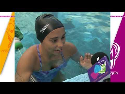 Natación nicaragüense se prepara para buenos resultados en Juegos CA