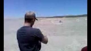 Mustang Range MG Shoot AK 47