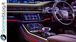 2019 Audi A8 INTERIOR - TECH FEATURES