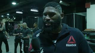UFC Роли: Кертис Блэйдс - Я всегда хорошо бил